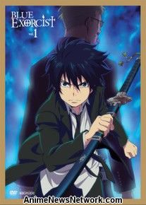 Blue Exorcist DVD 1