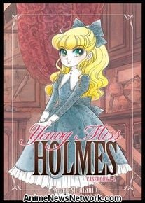 Young Miss Holmes GN 1-2